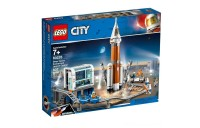 Black Friday 2020 - LEGO City Space Deep Space Rocket and Launch Control 60228 Model Rocket Building Kit with Minifigures