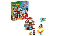Black Friday 2020 - LEGO DUPLO Disney Mickey's Vacation House 10889 Toddler Building Set with Minnie Mouse