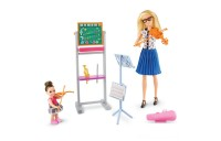 Black Friday 2020 - Barbie Music Teacher Doll & Playset