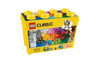 Black Friday 2020 - LEGO Classic Large Creative Brick Box 10698 Build Your Own Creative Toys, Kids Building Kit