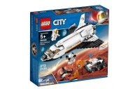 Black Friday 2020 - LEGO City Space Mars Research Shuttle 60226 Space Shuttle Toy Building Kit with Mars Rover