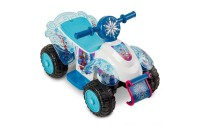 Black Friday 2020 - Frozen 2 Kid Trax Sing and Ride Toddler 6V Quad - White
