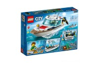 Black Friday 2020 - LEGO City Diving Yacht 60221