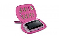 LeapPad1/LeapPad2™ Carrying Case (Flowers) Ages 3-9 yrs.
