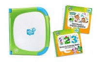 LeapStart® 3D System & 2 Book Combo Pack: Learning Friends and Scout & Friends Math Ages 2-7 yrs.