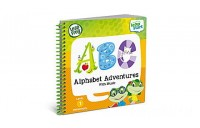 LeapStart® 2 Book Combo Pack: Alphabet Adventures and Read & Write Ages 2-5 yrs.