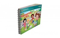LeapReader™ Write It! Engineering a Win Activity Set Ages 5-8 yrs.