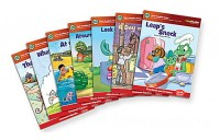 LeapReader™ Book Set: Learn to Read, Volume 3 Ages 4-7 yrs.