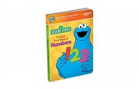 LeapReader™ Junior Book: Cookie Monster's First Book of Numbers Ages 2-3 yrs.