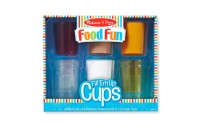 Melissa & Doug Create-A-Meal Fill 'Em Up Cups