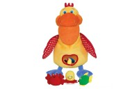 Melissa & Doug K's Kids Hungry Pelican Soft Baby Educational Toy