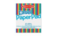 Black Friday 2020 - Melissa & Doug Easel Pad (17 x 20 inches) - 50 Sheets, 2-Pack