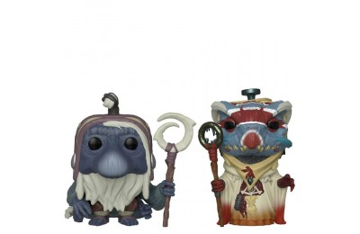 Black Friday 2020 - Funko POP! Television: Netflix The Dark Crystal - Age of Resistance - The Wanderer & The Heretic 2pk (Shared NYCC Debut)