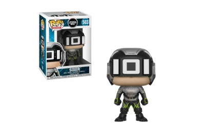 Black Friday 2020 - Funko POP! Movies: Ready Player One - Sixer