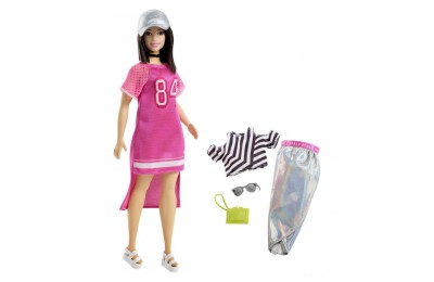Barbie Fashionista Hot Mesh Doll