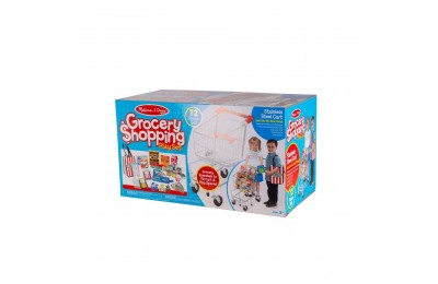 Melissa & Doug Loaded Shopping Cart