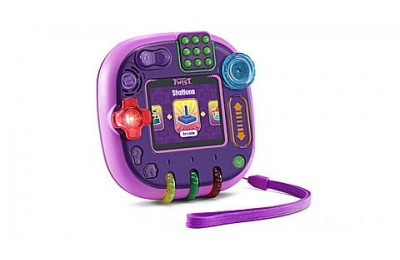RockIt Twist™ Handheld Gaming System (Purple) Ages 4-8 yrs.