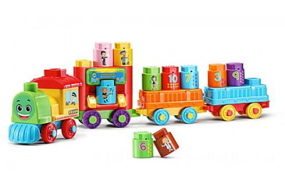 LeapBuilders® 123 Counting Train™ Ages 2-5 yrs.
