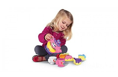 Musical Rainbow Tea Party Ages 1-3 yrs.