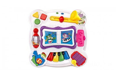 Learn & Groove™ Musical Table Activity Center - Online Exclusive Pink Ages 6-36 months