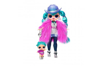Black Friday 2020 - L.O.L. Surprise! O.M.G. Winter Disco Cosmic Nova Fashion Doll & Sister