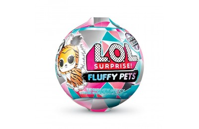 Black Friday 2020 - L.O.L. Surprise! Fluffy Pets Winter Disco Series with Removable Fur