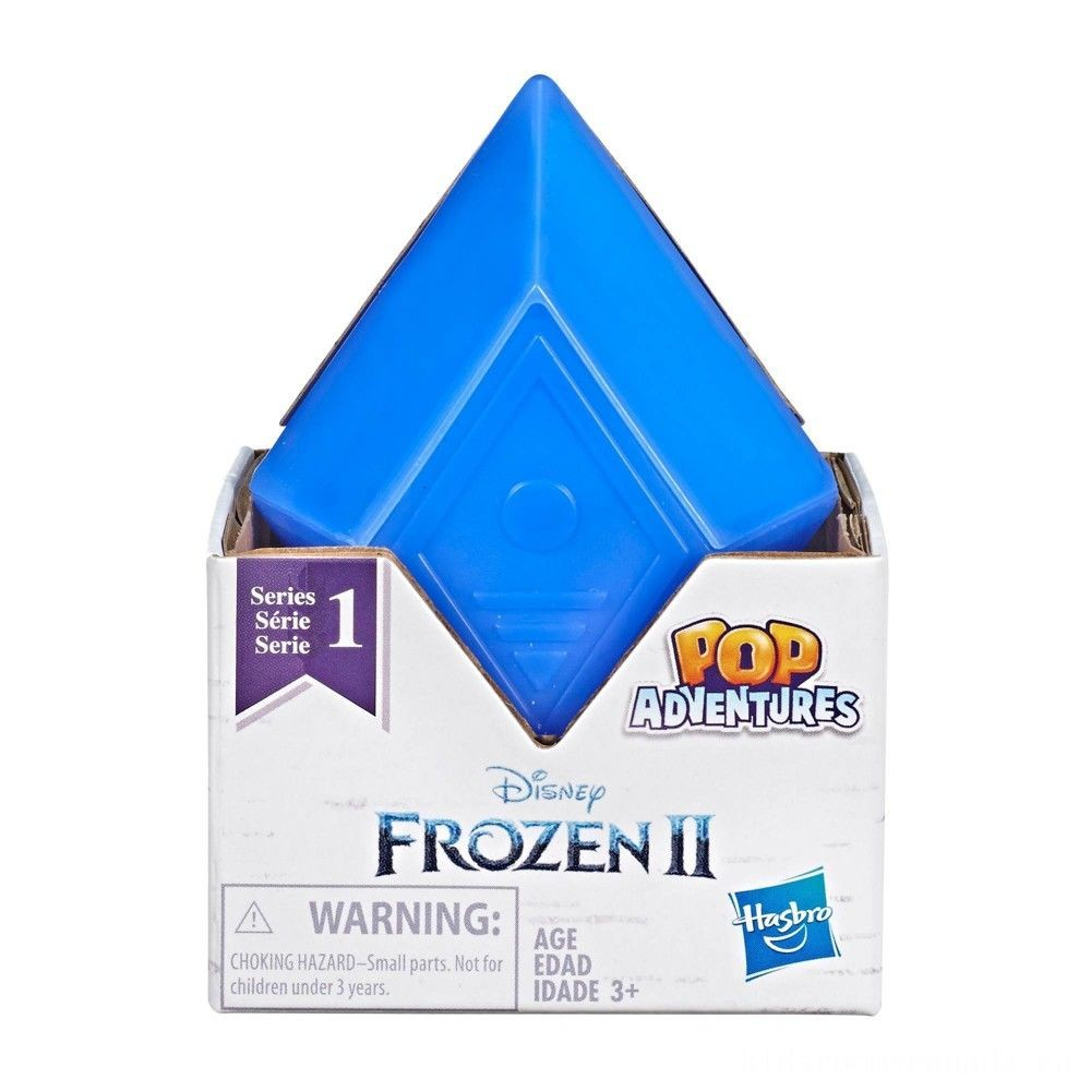 Black Friday 2020 - Disney Frozen 2 Pop Adventures Series 1 Surprise Blind Box