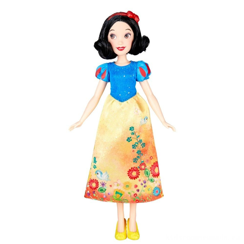 Black Friday 2020 - Disney Princess Royal Shimmer - Snow White Doll