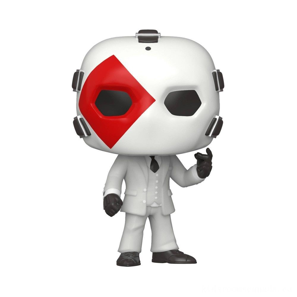 Black Friday 2020 - Funko POP! Games: Fortnite - Wild Card (Diamond)