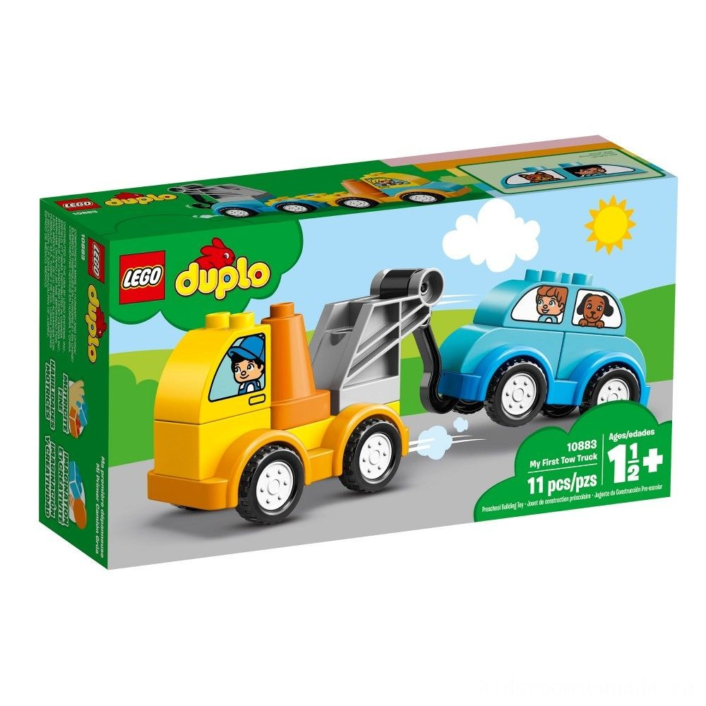 Black Friday 2020 - LEGO DUPLO My First Tow Truck 10883