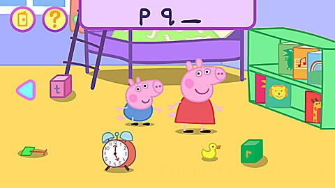 Peppa Pig: Read and Play with Peppa Ages 3-5 yrs.