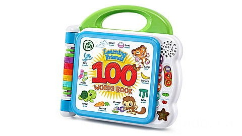Learning Friends 100 Words Book™ Ages 18-48 months