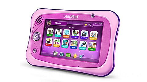 LeapPad™ Ultimate (Pink) Ages 3-9 yrs.