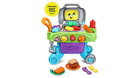 Smart Sizzlin' BBQ Grill™ Ages 2-5 yrs.