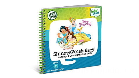LeapStart® 2 Book Combo Pack: Shine With Vocabulary and Celebrate the Seasons Ages 3-6 yrs.