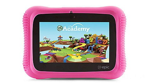 LeapFrog Epic™ Academy Edition (Pink) Ages 3-9 yrs.