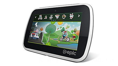 LeapFrog Epic™ Android Based Kids Tablet Ages 3-9 yrs.