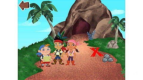 Disney Jake and the Never Land Pirates Ages 3-5 yrs.