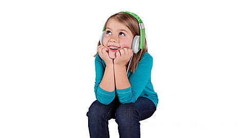 LeapFrog Headphones (Pink) Ages 3-8 yrs.