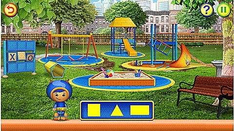 Team Umizoomi: Umi City Heroes Learning Game Ages 3-5 yrs.