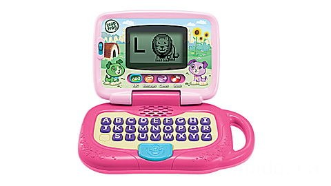 My Own Leaptop™ (Pink) Ages 2-4 yrs.