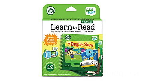 LeapStart® Learn to Read Volume 1 Ages 4-7 yrs.