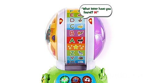 Spin & Sing Alphabet Zoo™ Ages 6-36 months