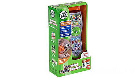 Scout's Learning Lights Remote Ages 6-36 months