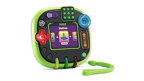 RockIt Twist™ Handheld Gaming System Ages 4-8 yrs.