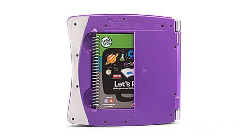 LeapStart™ Interactive Learning System for Kindergarten & 1st Grade - Exclusive Purple Ages 5-7 yrs.