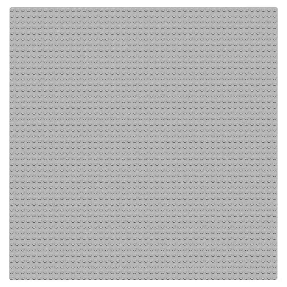 Black Friday 2020 - LEGO Classic Gray Baseplate 10701